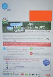 smap UPC Romania