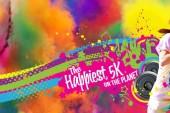 The Color Run Mamaia 2014