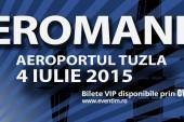 Aeromania 2015 – invitație dublă VIP! (concurs)