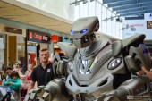 Titan the Robot City Park Mall Constanta