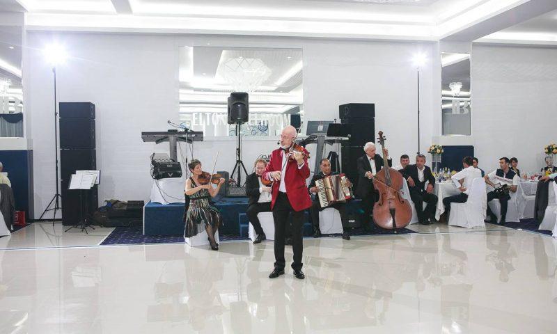 Concert caritabil – Jean Tiță Bibu