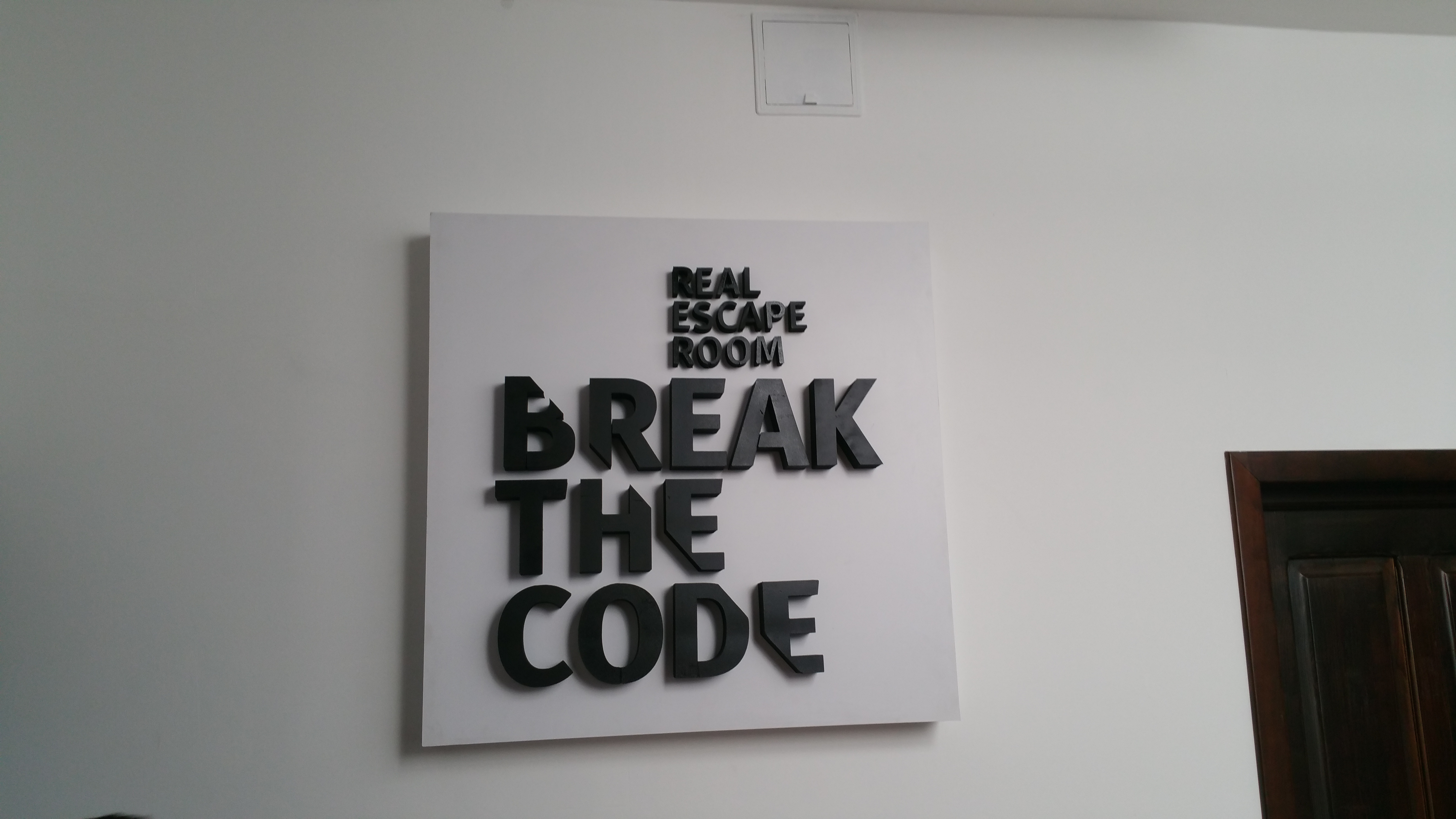 Break The Code – Escape Room Constanța