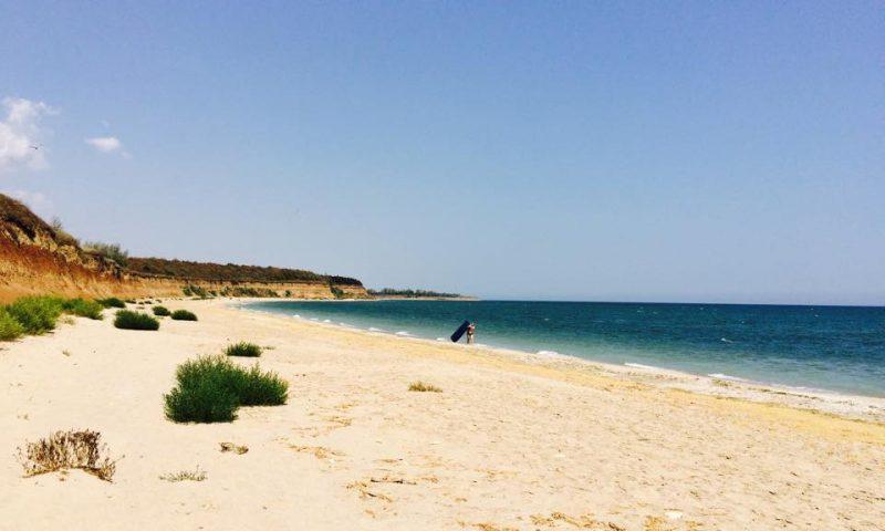 Plaja de la Ezerets, Bulgaria