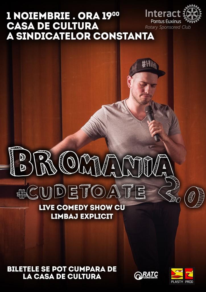 bRomania Comedy Show - Matei Dima