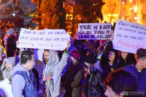 Protest Colectiv Constanta