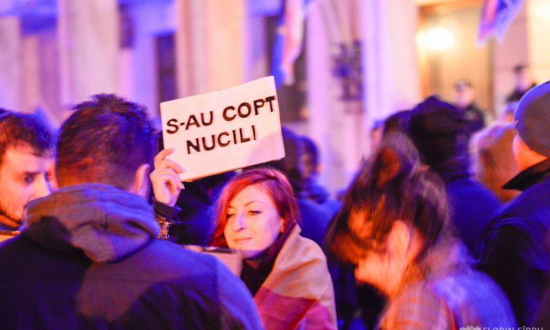 Portavocile protestelor de la Constanța