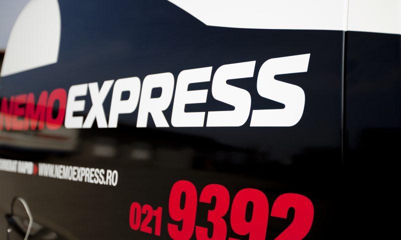 Nemo Express, aventuri cu firme de curierat