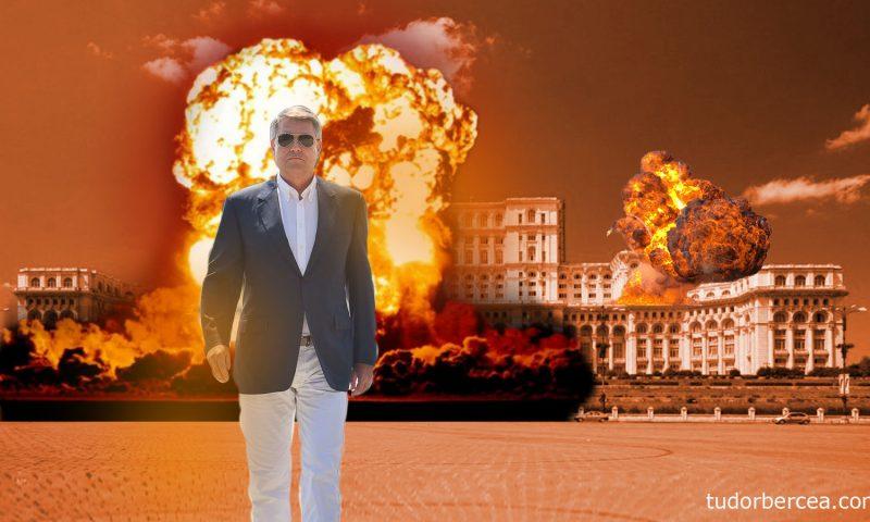 Klaus Iohannis și internațiunea plictisită