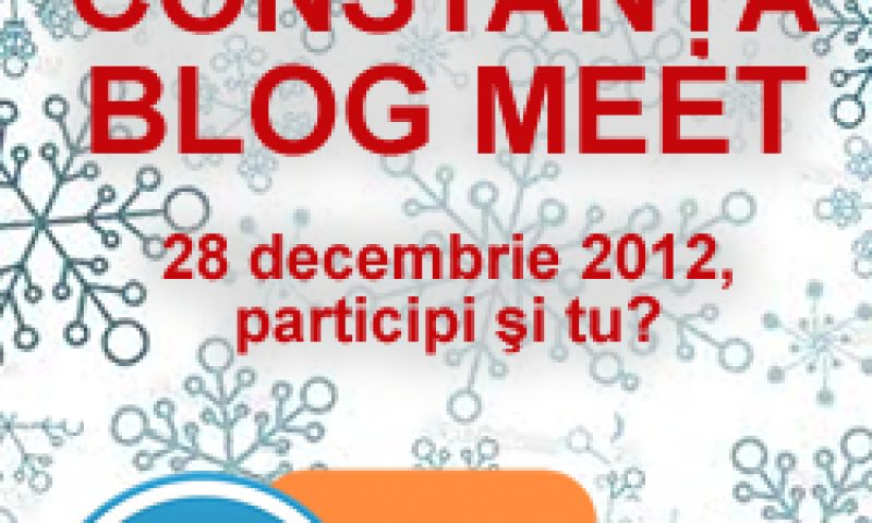 Constanta Blog Meet 13