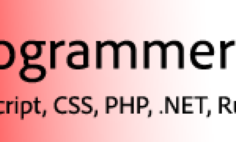 Angajam web programmers!