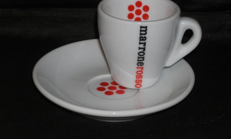O cafea la Marrone Rosso